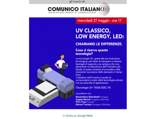incontriAMOci: UV classico, low energy, LED