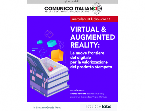 incontriAMOci: Virtual & Augmented Reality