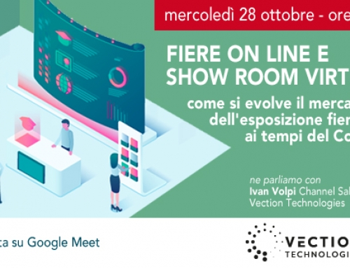 Fiere online e show Room Virtuale